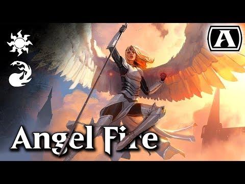 MTG Arena - Standard - Angel Fire