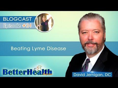 Episode #24: Beating Lyme Disease with Dr. David Jernigan, DC