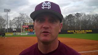 Andy Cannizaro Southern Miss postgame 2-18-18