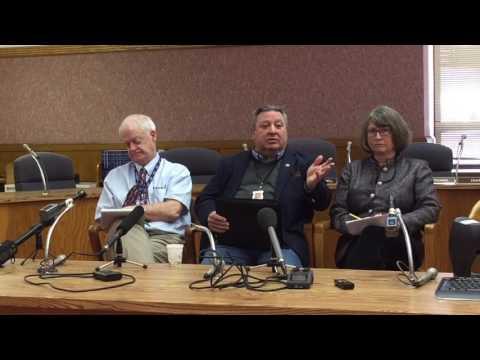 Ted Ferrioli discusses Oregon