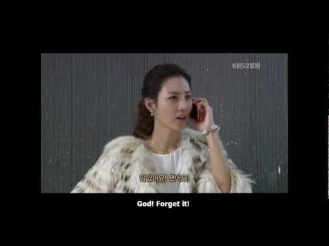 Kim Soo Hyun (Claudia Kim) English Scene