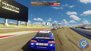 Charlotte Roval! | Nascar Heat 3 Gameplay