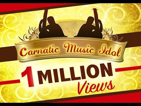 CARNATIC MUSIC IDOLS - FINALS 4