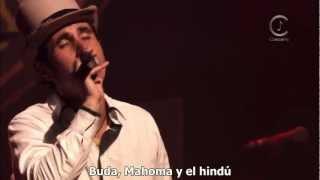 Serj Tankian :: Praise The Lord And Pass The Ammunition Sub. Español :: Live At Forum 2008 [HD] [HQ]