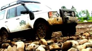 EXTREME OFF ROAD : LAND ROVER PHILIPPINES 60th Anniversary ETON City Santa Rosa Philippines