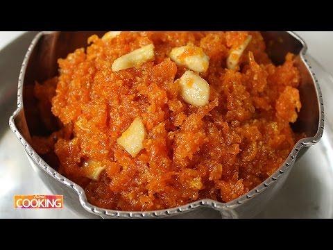 Gajar Halwa (Carrot Halwa) | Desserts | Ventuno Home Cooking