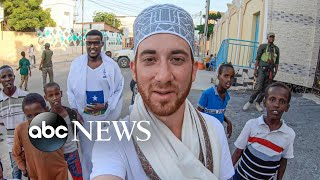 YouTube vlogger's quest to visit every country in the world, and he has 1 to go | Nightline