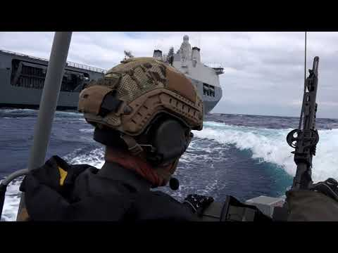 NATO Operation Sea Guardian - Focused Ops 18-2