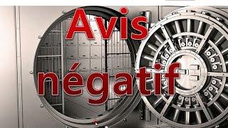 Avis utilisateur - Bank Invest Capital