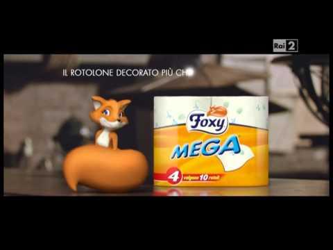 Carta Foxy Leonardo Da Vinci spot 2015