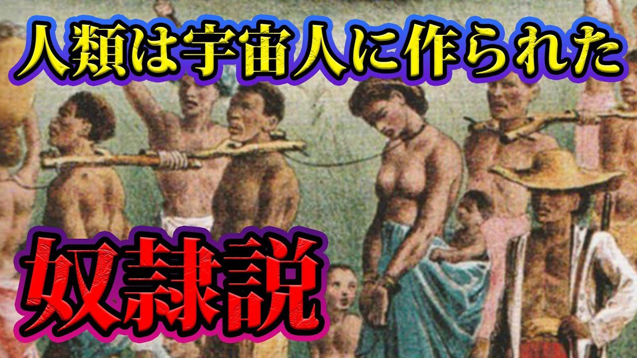 【衝撃】人類は猿から進化したのではく宇宙人が作り出した奴隷だった【アヌンナキ】【都市伝説】【心霊】