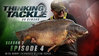 NEW Thinking Tackle OD Season 2 Ep4: Parco - Danny Fairbrass & Team Korda | Korda Carp Fishing 2019