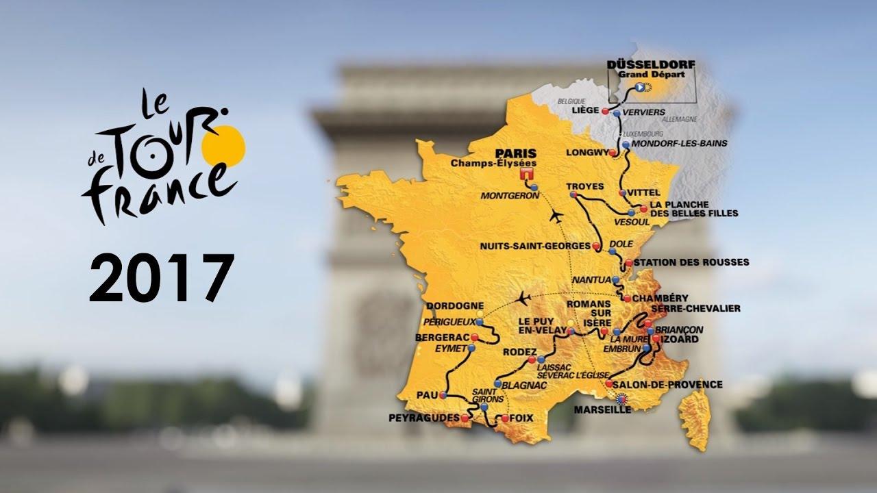 Resultado de imagen para tour de Francia 2017