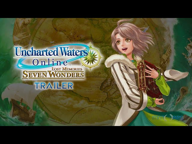 Uncharted Waters Online Official Trailer