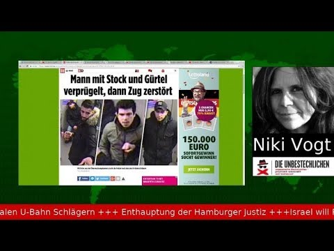 Freie Presse News  Berlin trägt Kippa, Hamburger Justizskandal, satanische Rituale    1