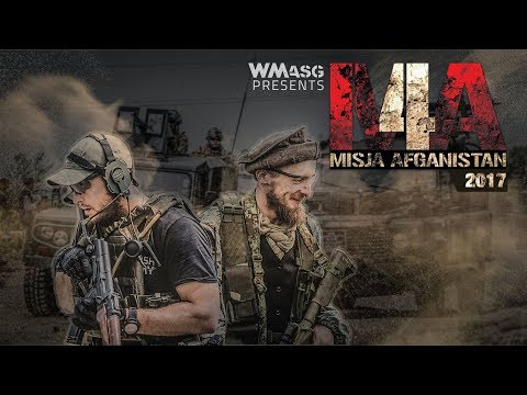 Misja Afganistan 2017 - wywiad i reportaż I WMASG Events