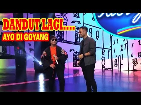 GOGO X JUDIKA ( Dangdut Koplo ) || INDONESIA IDOL JUNIOR 2018