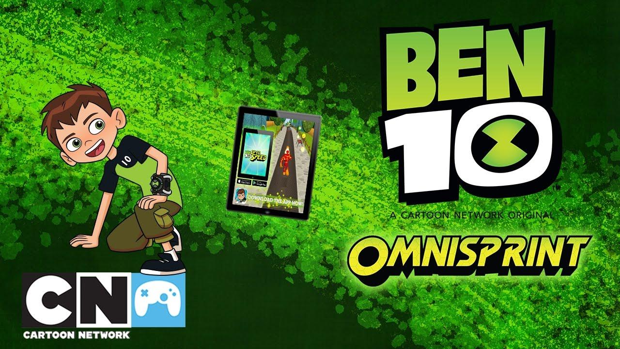 ben 10 omnisprint gratuit