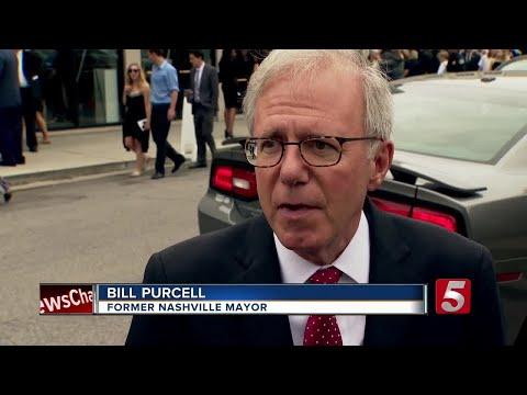 Nashville Rallies Behind Mayor Following Son's Death