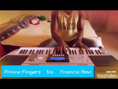 Prince Fingerz vs  Francis Amo Ngooba