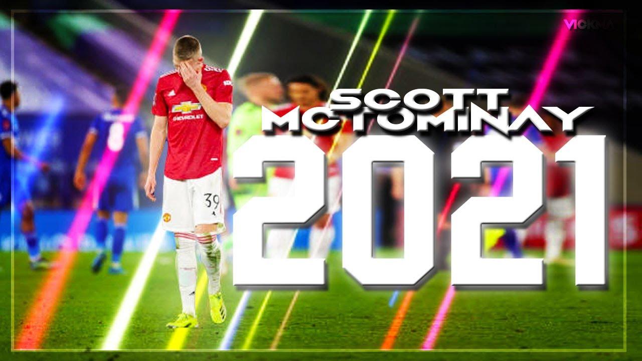 Download Scott Mctominay 2021- Defensive Skills, Tackles & Goals - HD