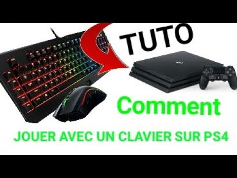 comment jouer avec un clavier et souris sur ps4 youtube. Black Bedroom Furniture Sets. Home Design Ideas