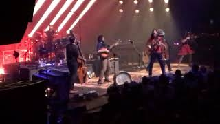"Avett Brothers ""The Once and Future Carpenter"" Chicago Theatre, 11.11.17 Night 3"