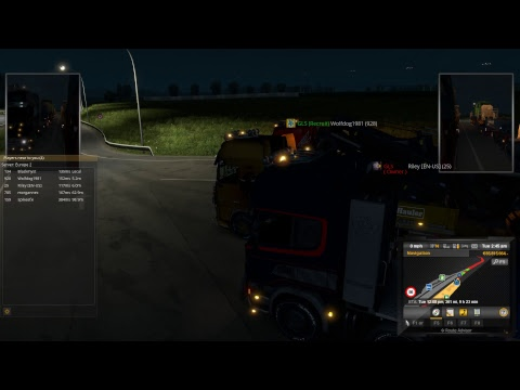 ETS2 Let's Play!