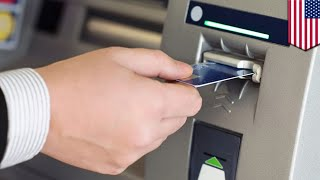 Card skimming: How to spot ATM skimmers and avoid losing all your money - TomoNews DES PLAINES -- Police in Des Plaines, Illinois recently reported that a Walgreens ATM was fitted with devices meant to steal people's banking information., From YouTubeVideos