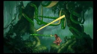 Repeat youtube video Phil Collins - Hijo de Hombre (Tema de la Película Tarzán)