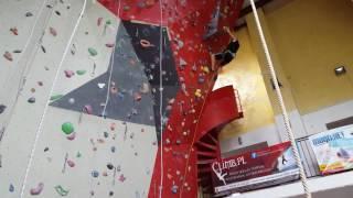 Karnet do centrum wspinaczki – Opole video