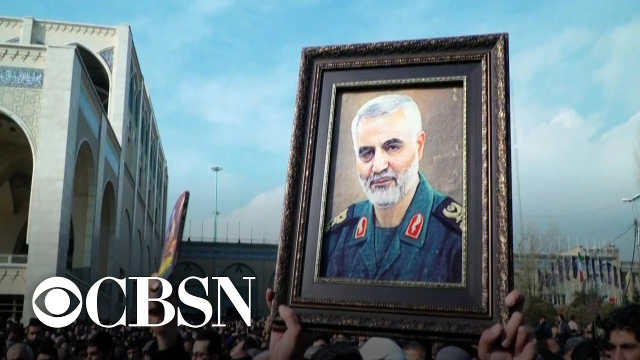 Iran vows revenge after U.S. airstrike kills top Iranian General in Iraq