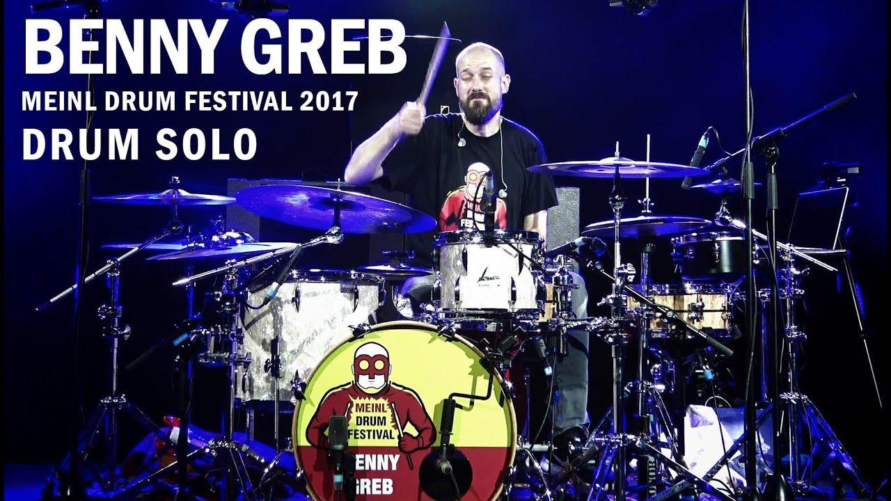 Download Meinl Drum Festival – Benny Greb Drum Solo