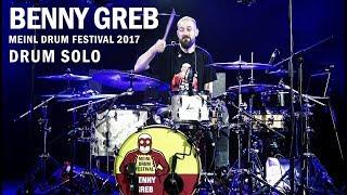 Meinl Drum Festival – Benny Greb Drum Solo