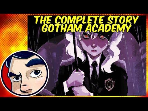 Gotham Academy - Complete Story