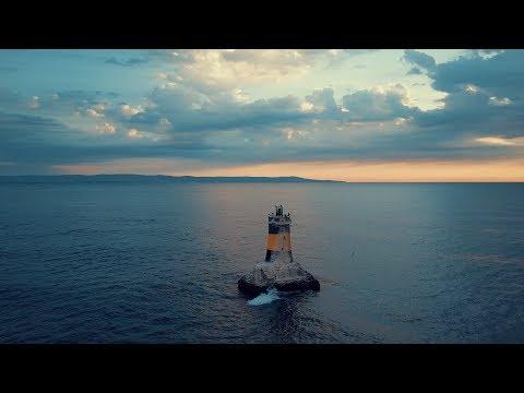 Pomorie, Bulgaria   Aerial Cinematic Film   Mavic PRO