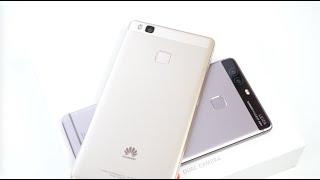 Vergleich: Huawei P9 lite vs. Huawei P9 | deutsch