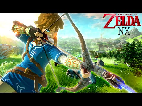 Nintendo NX and Legend of Zelda Announced for Mar. 2017 - #CUPodcast