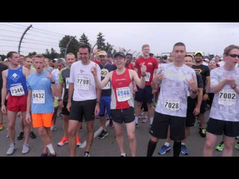 2016 Indiana Sports Corp Corporate Challenge presented by Anthem Blue Cross and Blue Shield