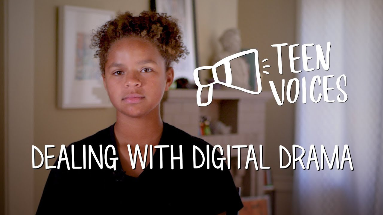 Teen Voices: Dealing With Digital Drama