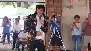 Andy Svrcek - Elvis (Welcome To My World) - Coplay Community Days - August 27, 2017