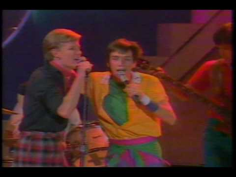 Band Venice from 1983 Star Search