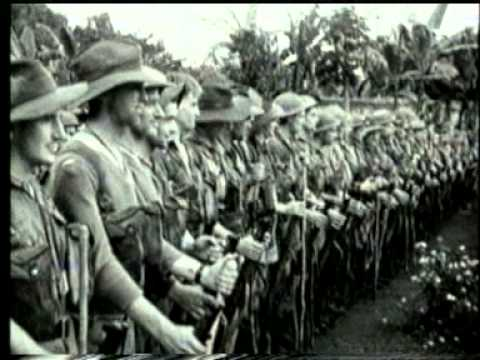 KOKODA: Slim Dusty's tribute to our Kokoda veterans