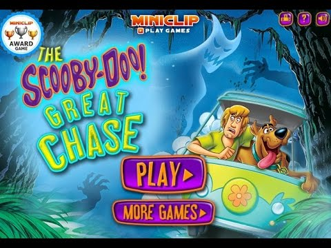 Scooby Doo By Doo Great Chase Game - Shockwave Games Play Online ...
