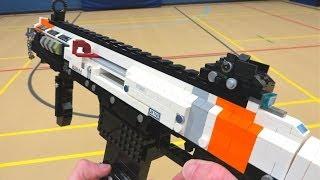 LEGO C.A.R. SMG - Titanfall