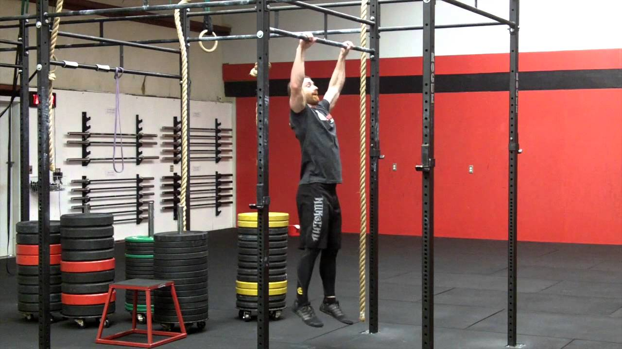 Pull-up exercise instructions and videos | Weight Training ...