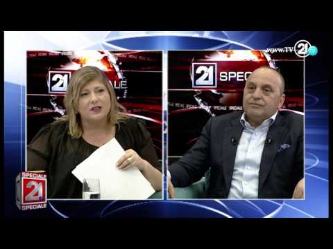 #21Speciale - Интервју со претседателот на Обединети за Македонија,  Љубе Бошкоски