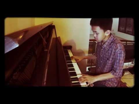 Ayat Ayat Cinta - piano by Michael