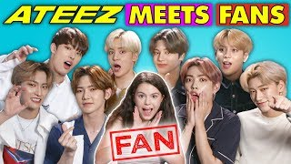 Baixar K-Pop Fans React To And MEET K-Pop Stars (ATEEZ 에이티즈)