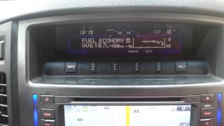 расход Mitsubishi Pajero Wagon 4 2008(, 2013-11-01T19:12:26.000Z)